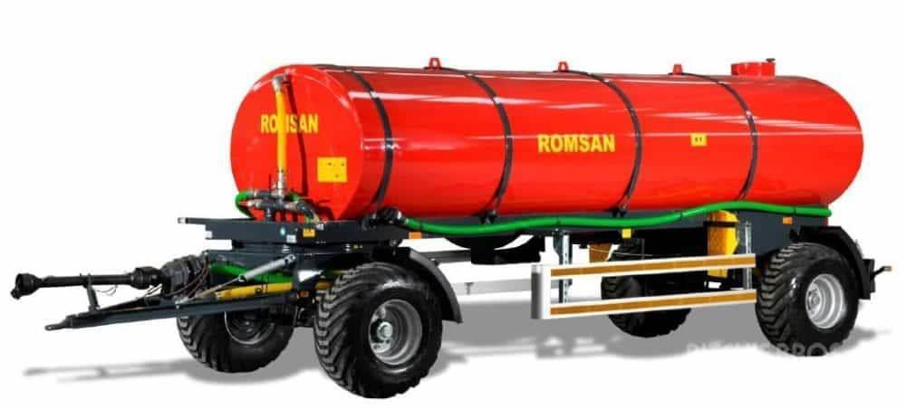 [Other] Vidanja ROMSAN R80CTK