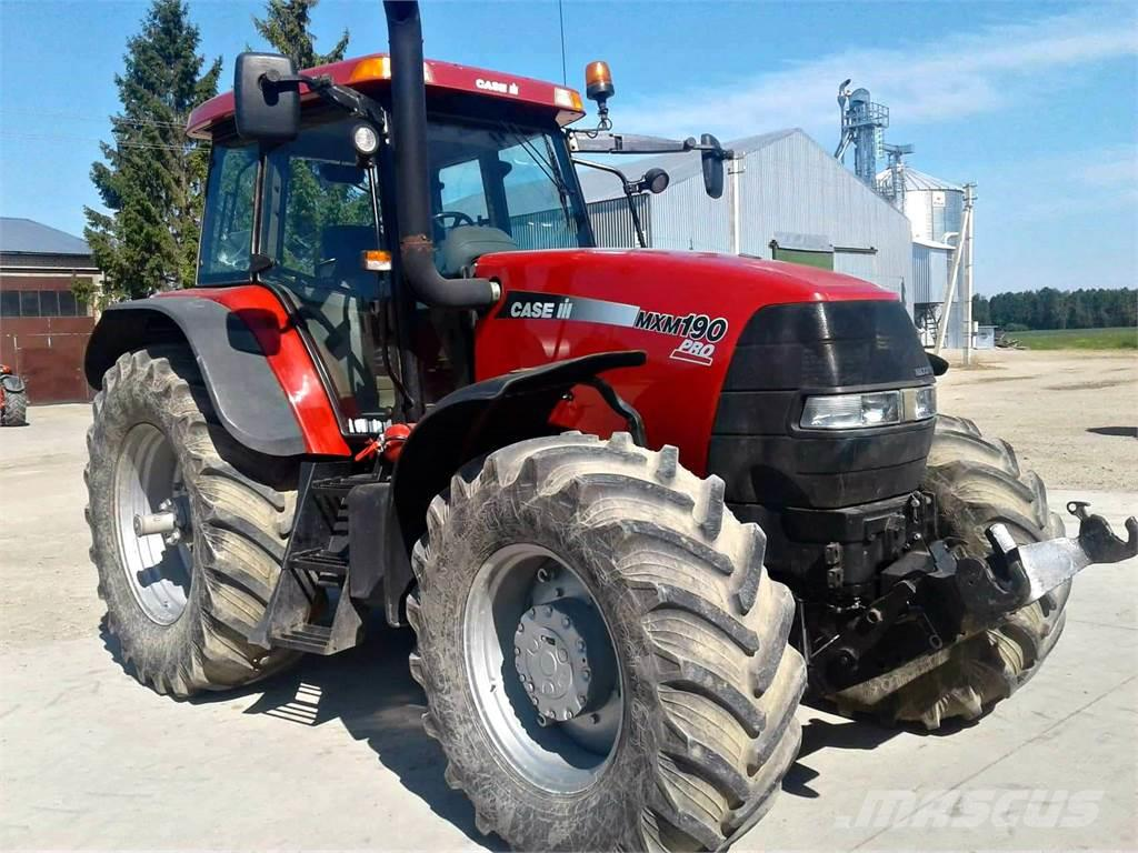 Case IH Maximum 190 PRO