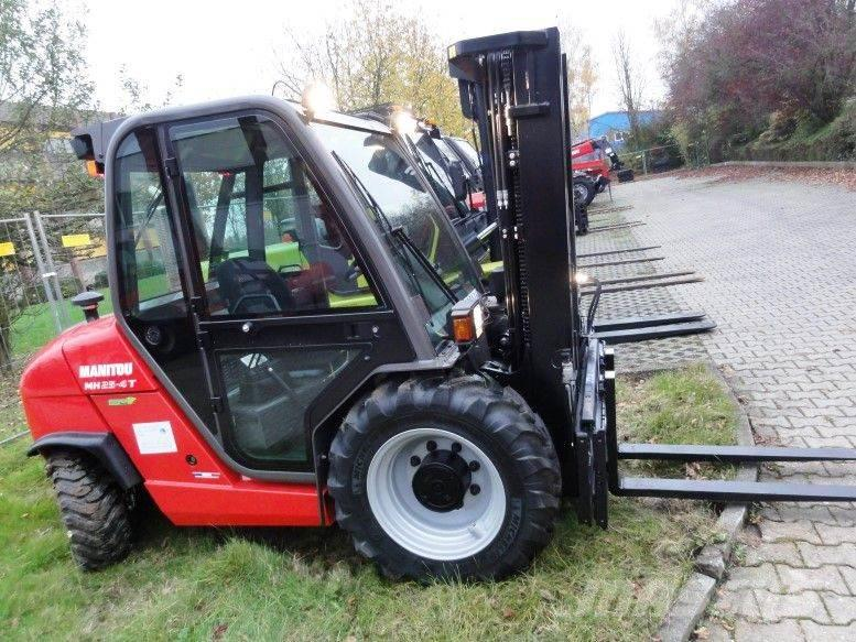 Manitou MH 25.4 4x4 3F430