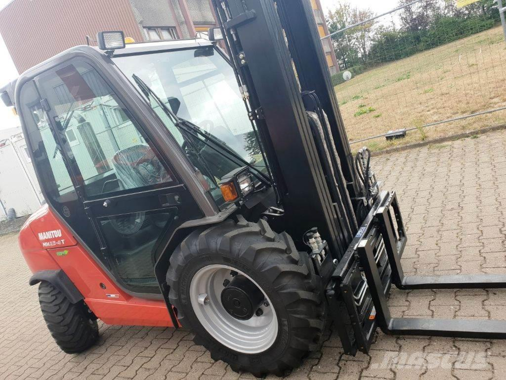 Manitou MH 25.4 Stage4