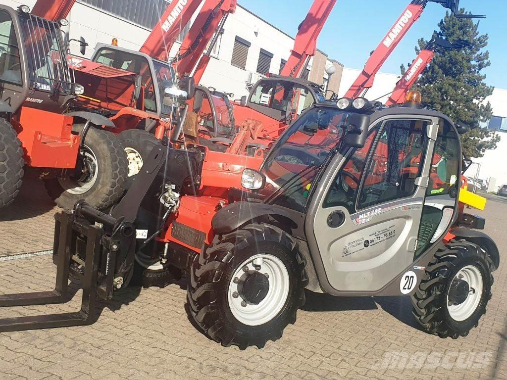 Manitou MLT625 H 75PS
