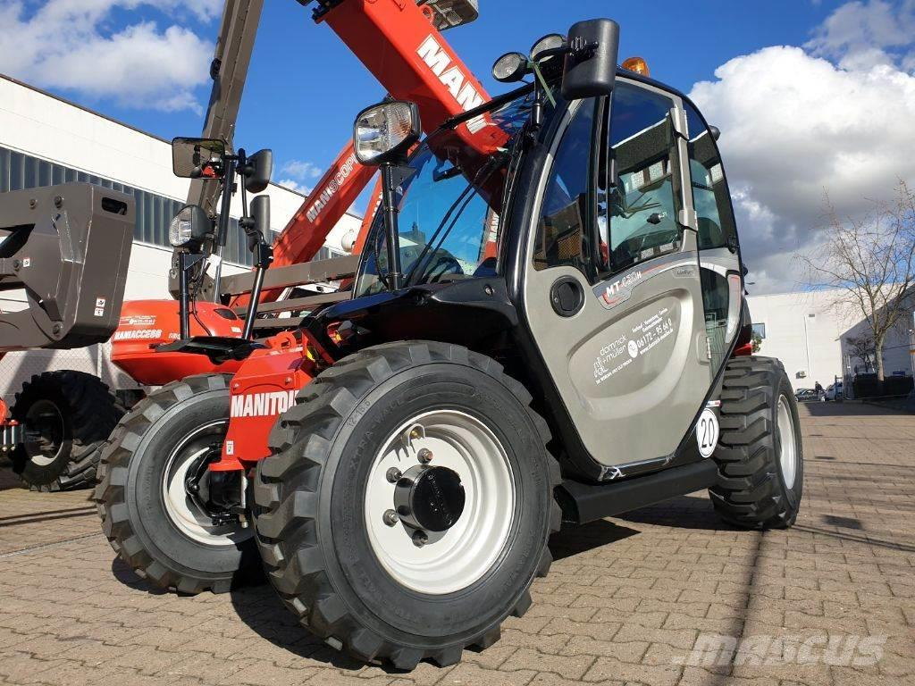 Manitou MT 420 H new Buggy