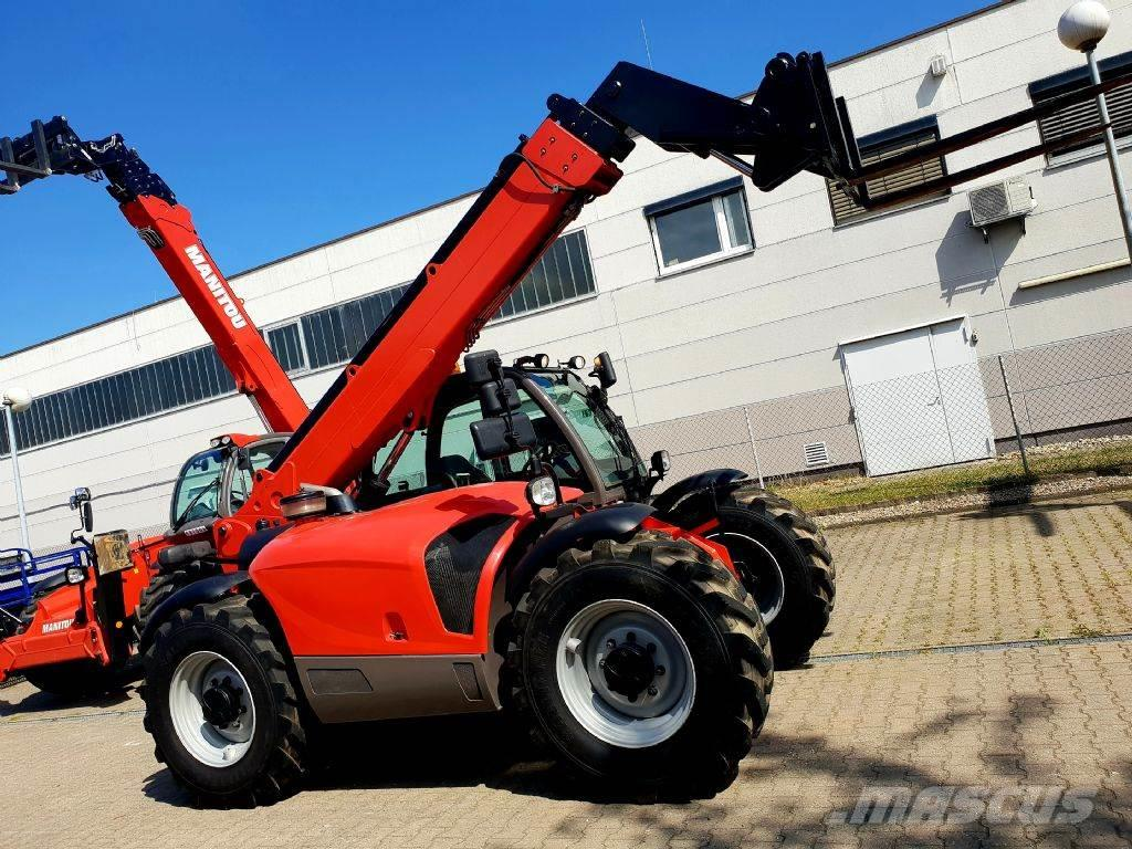 Manitou MT 932 4x4 Deutz 100PS