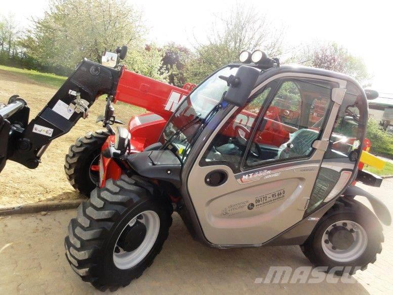 Manitou MT625 T easy