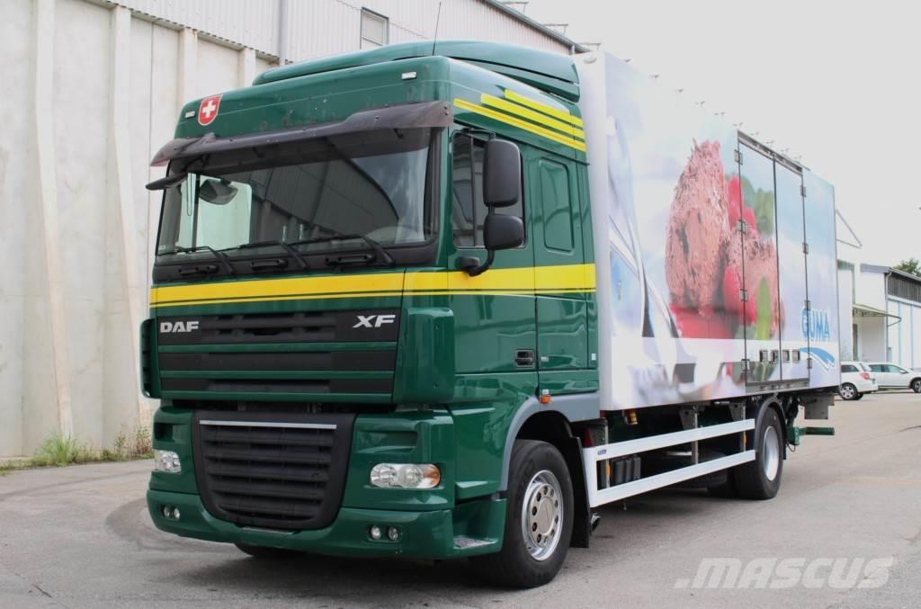 Daf XF105.410 Euro5 Carrier Supra 750 Thermograph