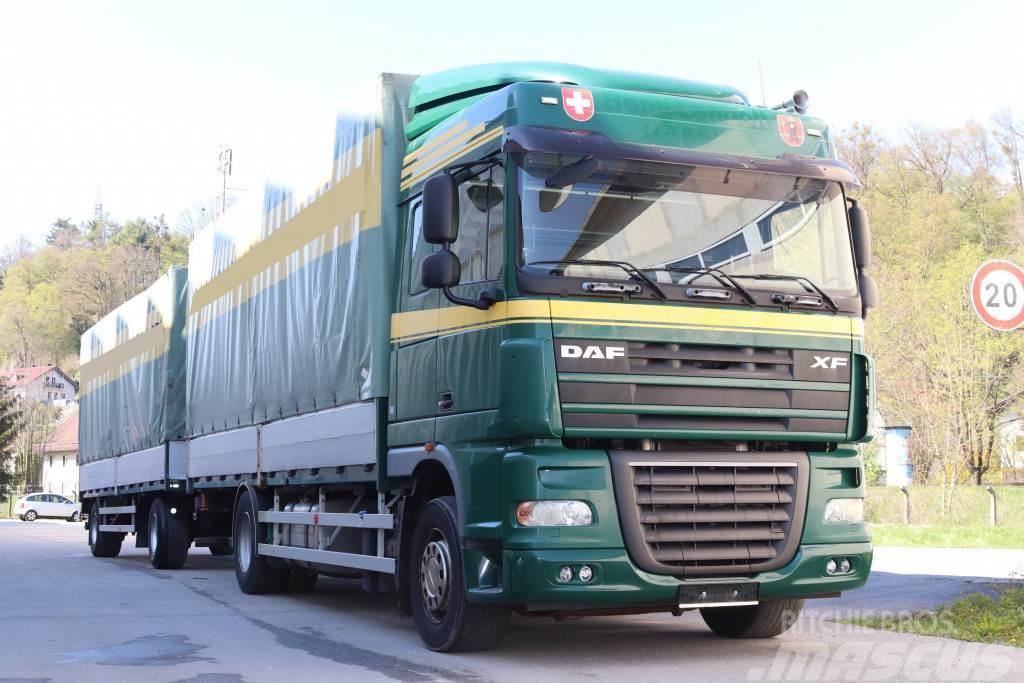 Daf XF105.460 Komplett Zug E5 Retarder LBW