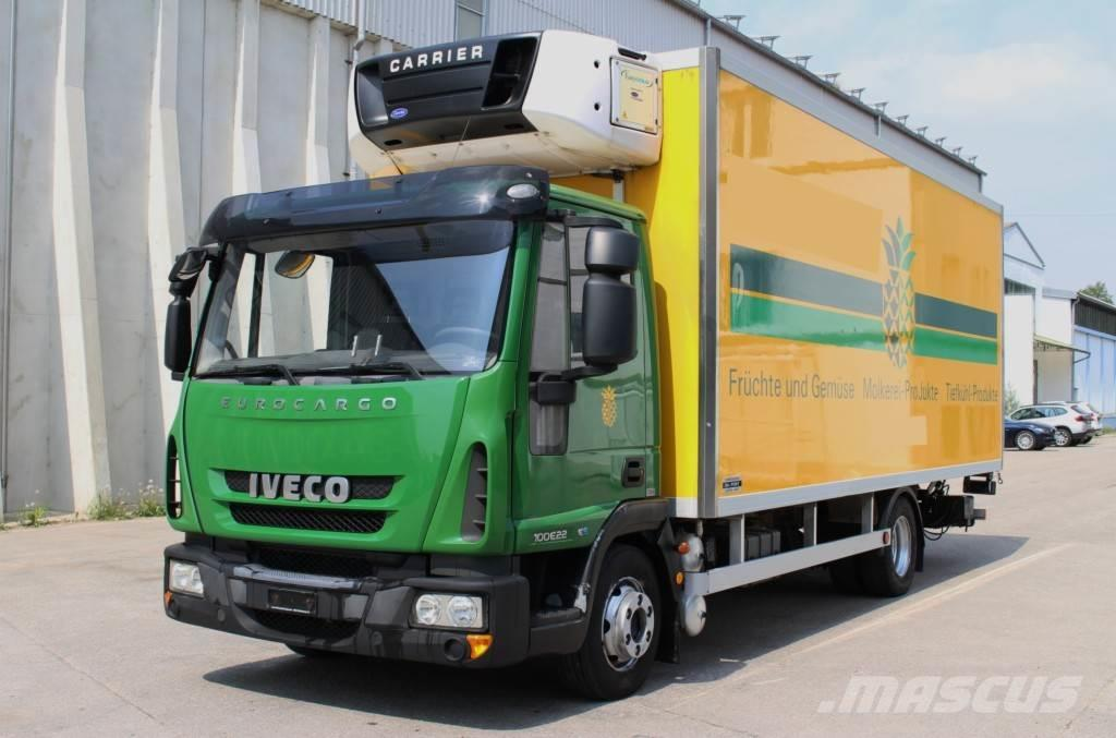 Iveco 100E22 Euro5 Carrier 750Multi Bi Temp.