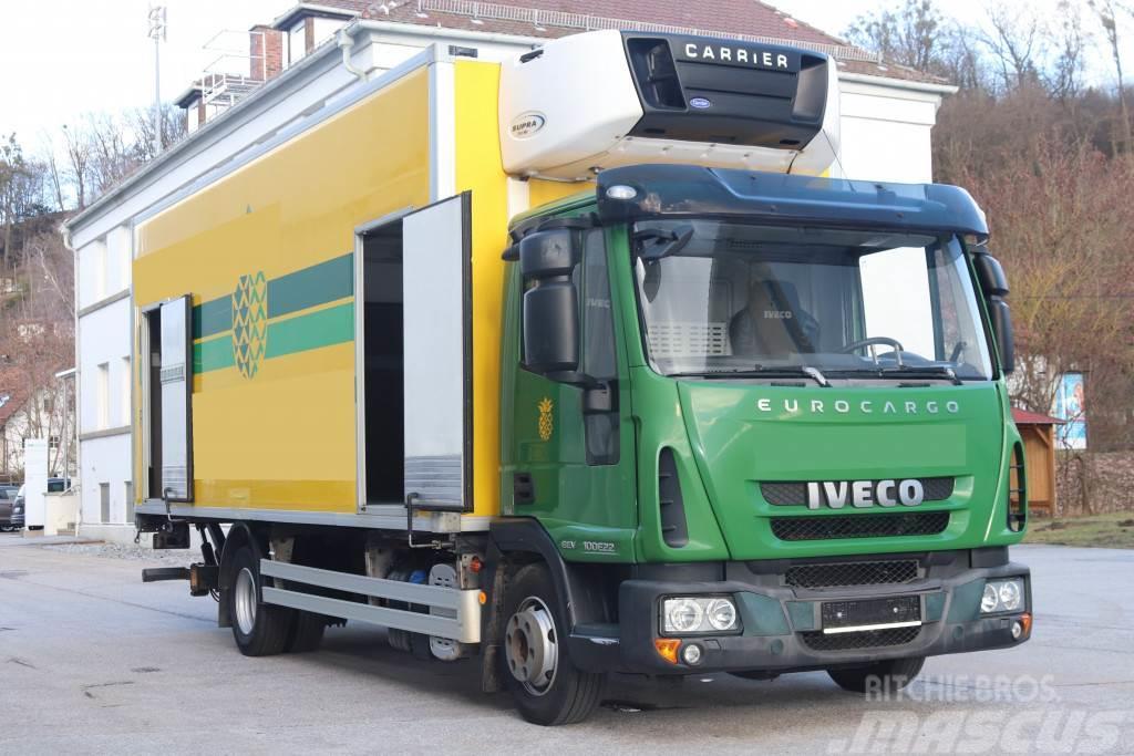 Iveco Eurocargo 100E22 E5 Carrier 750Multi Bi-Temp.