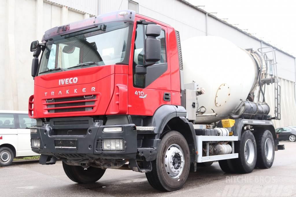 Iveco Trakker 260T41 CIFA 7m3 Retarder E5 6x4