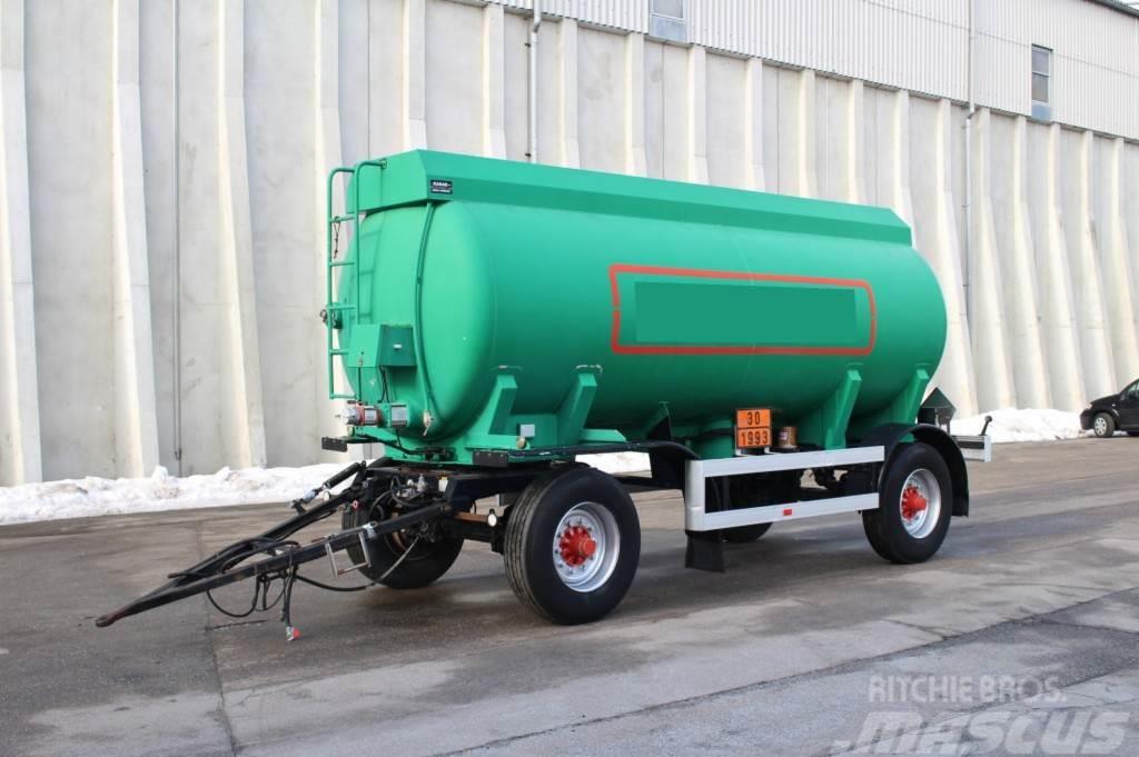 Lanz Marti TS12 13000 L Altöl