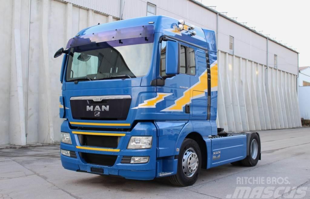 MAN MAN TGX 18.480 Euro5 Retarder