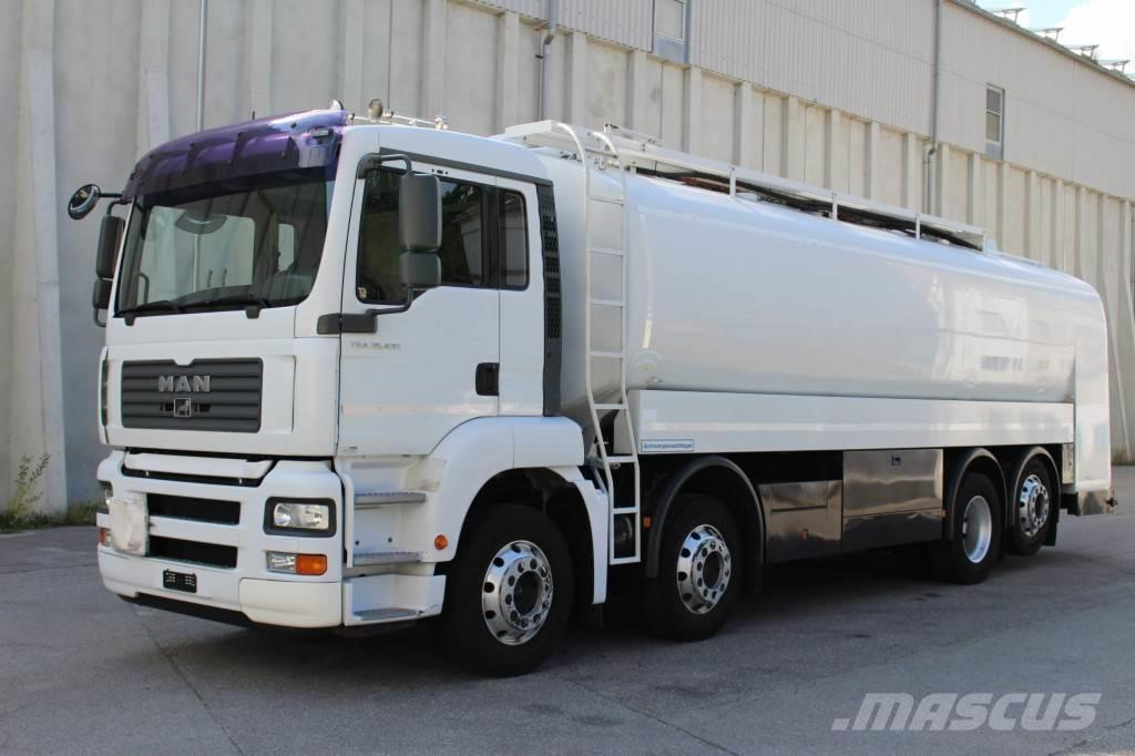 MAN TGA35.430 E4 8x2 30.000Ltr. ADR FL AT 2xPumpe