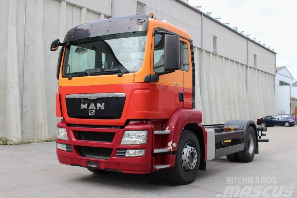 MAN TGS18.440 Euro5 Retarder