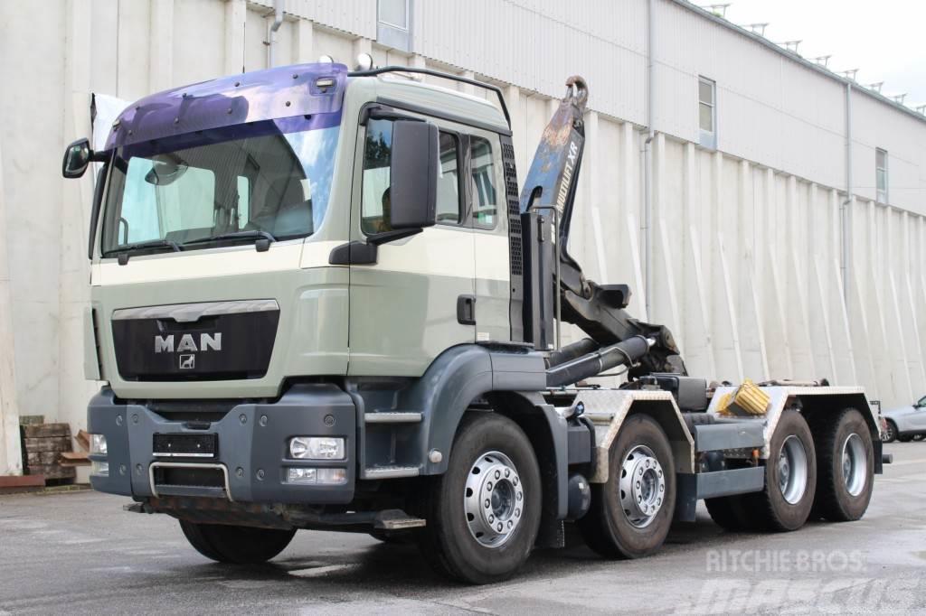 MAN TGS32.400 8x4 E5 Retarder Multilift Leasing