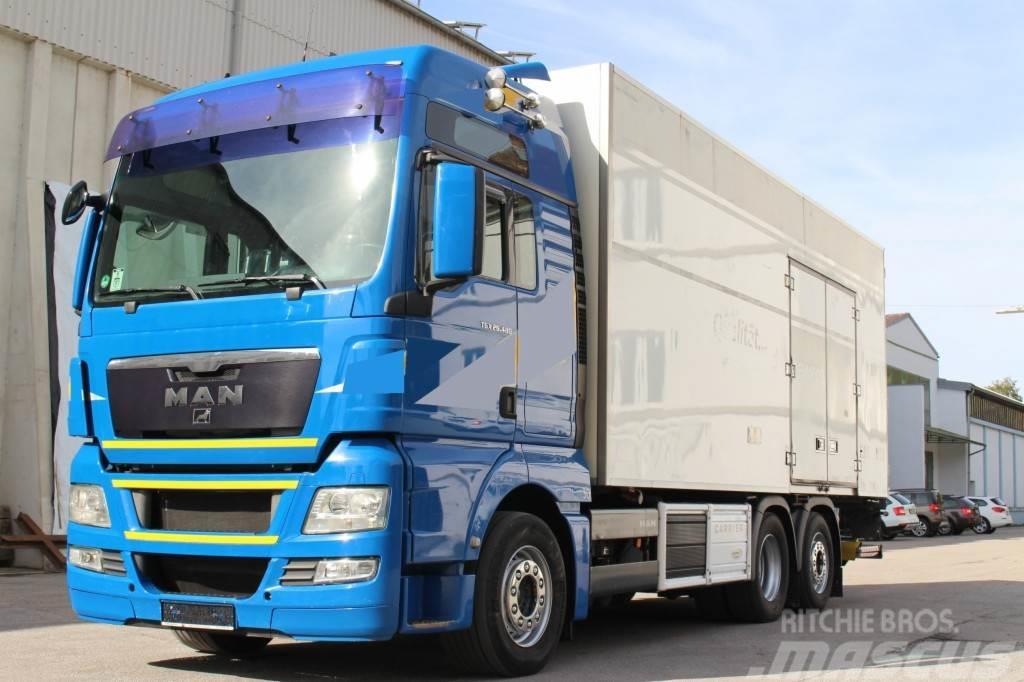 MAN TGX26.480 6x2 Euro5 Carrier 950 Bi Multi Temp.