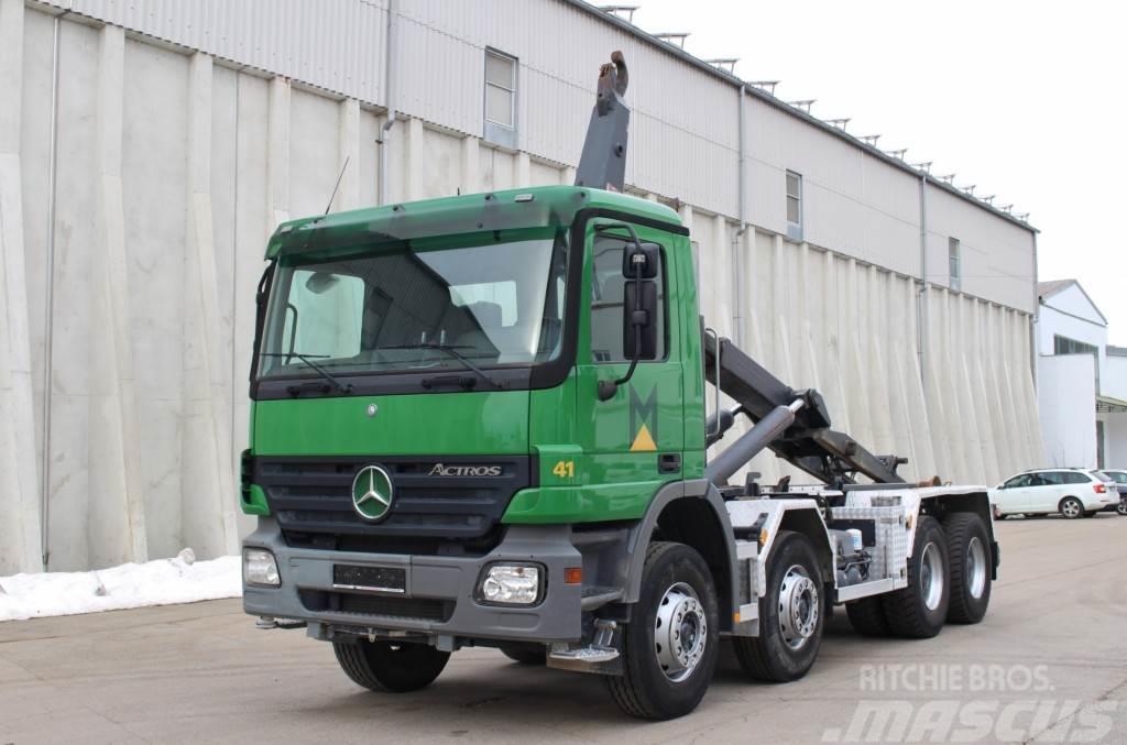 Mercedes-Benz Actros 3241 8x4 Retarder Klima AHK