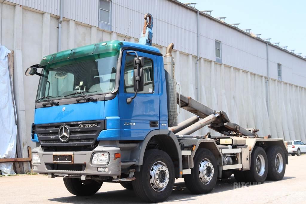 Mercedes-Benz Actros 3248 8x4 E5 AHK