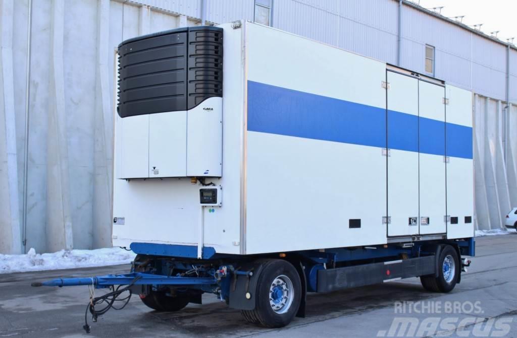 Meusburger MPA 2 Kühlkoffer Carrier Maxima 1000