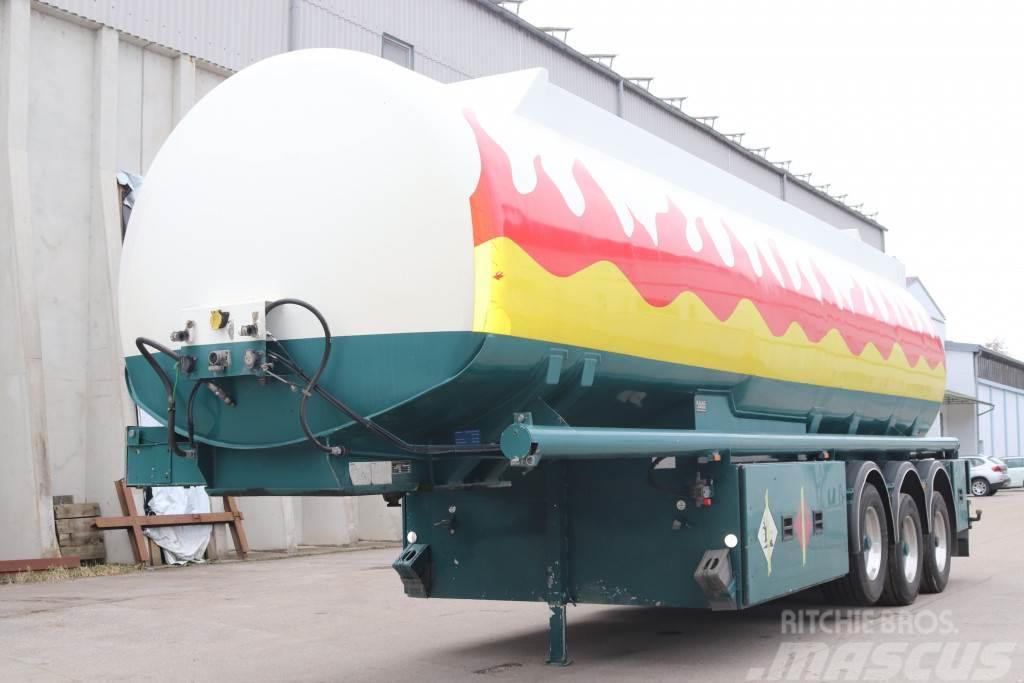 [Other] Lindner&Fischer TSA38LTD 38000L 2 Kam. ADR Pumpe