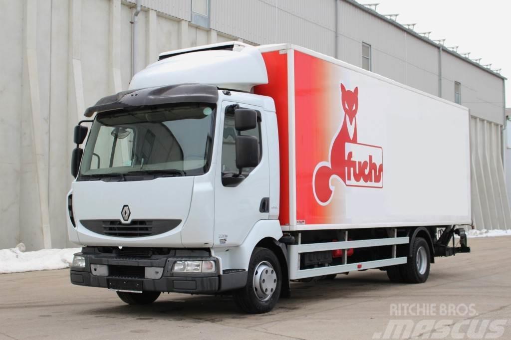 Renault Midlum 12.220 Euro 5 LBW Carrier Xarios 600
