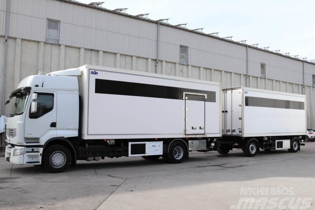 Renault Premium 460 Carrier Supra U850 Diesel/Strom LBW