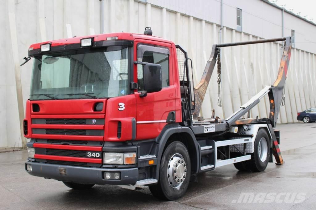 Scania 114.340 Welaki Klima AHK