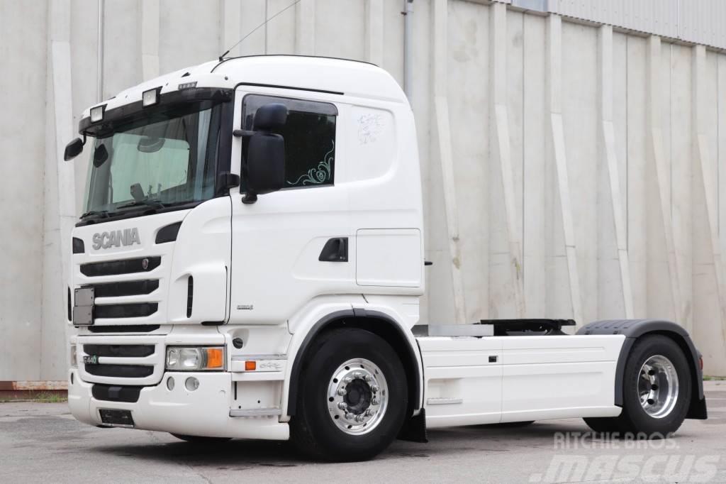 Scania G440 Euro6 Retarder ADR