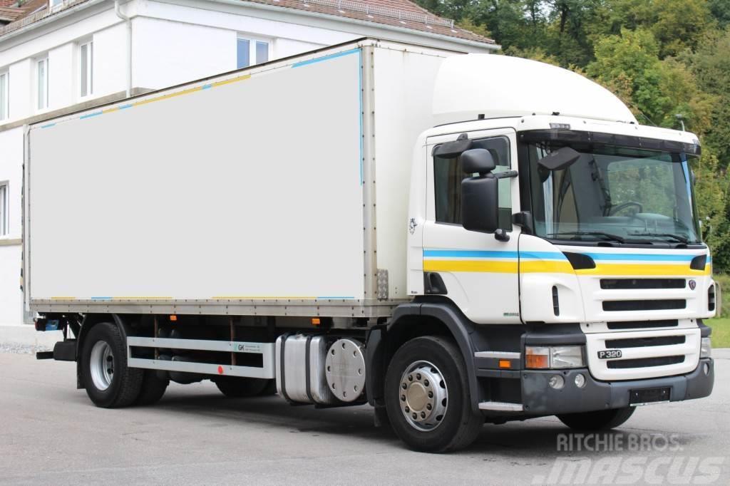 Scania P320 Kleider Textil E5 LBW