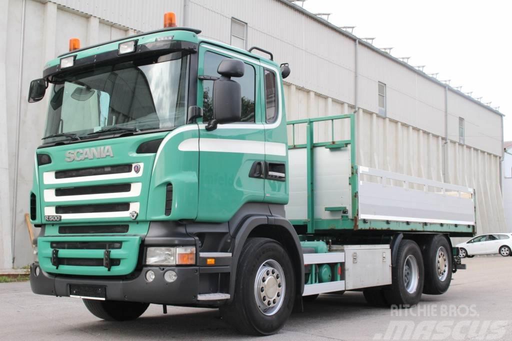 Scania R 500 6x2 Euro5 Manuell AHK Leasing