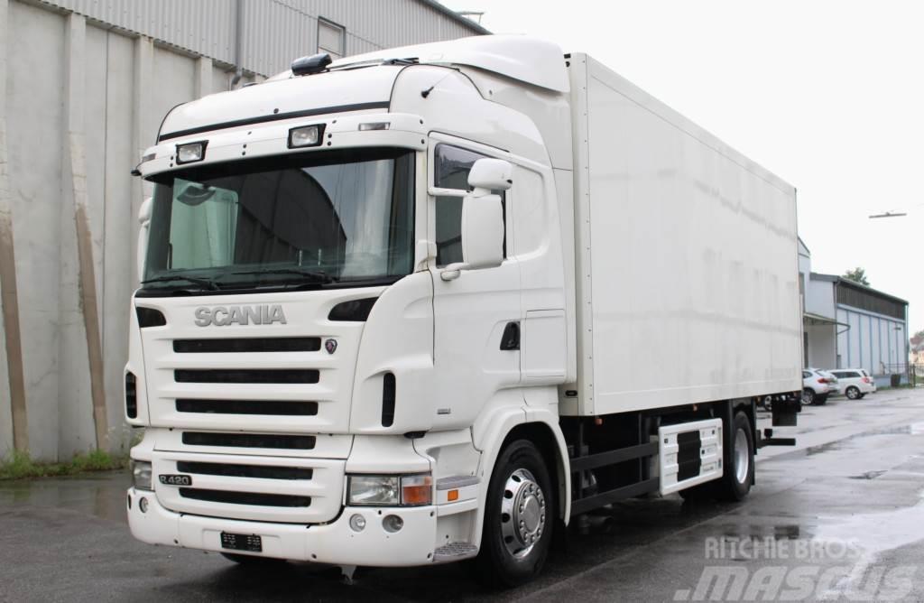 Scania R420 Euro5 ThermoKing LBW AHK