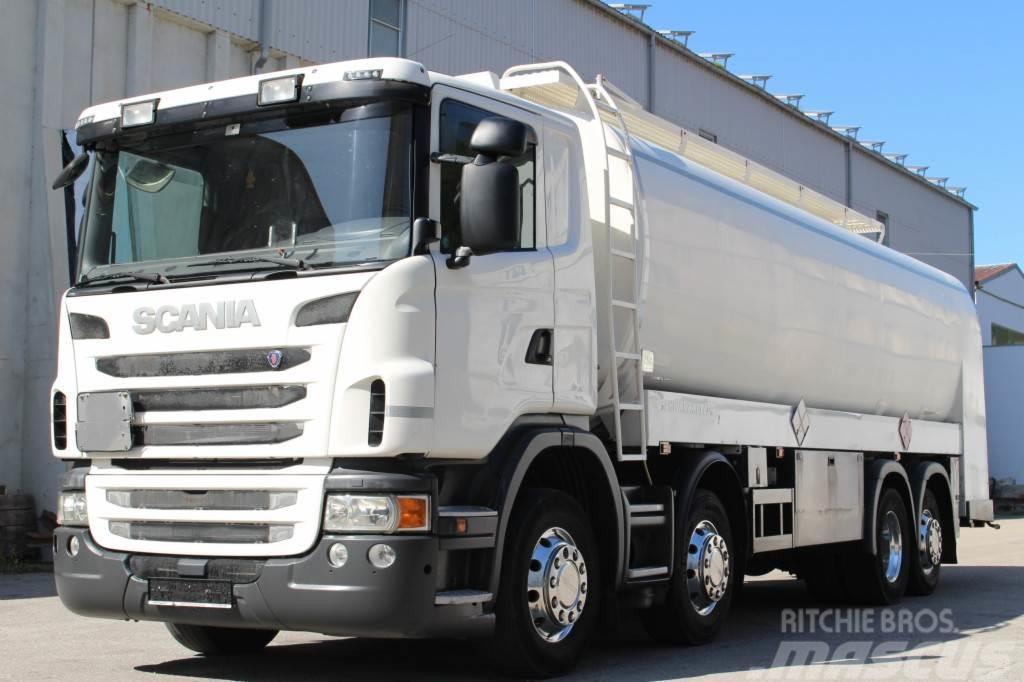 Scania R440 E5 8x2 30.000Ltr. ADR FL AT Pumpe Leasing
