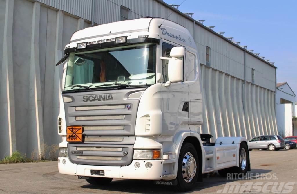 Scania R500 ADR Euro5 Manuell Retarder