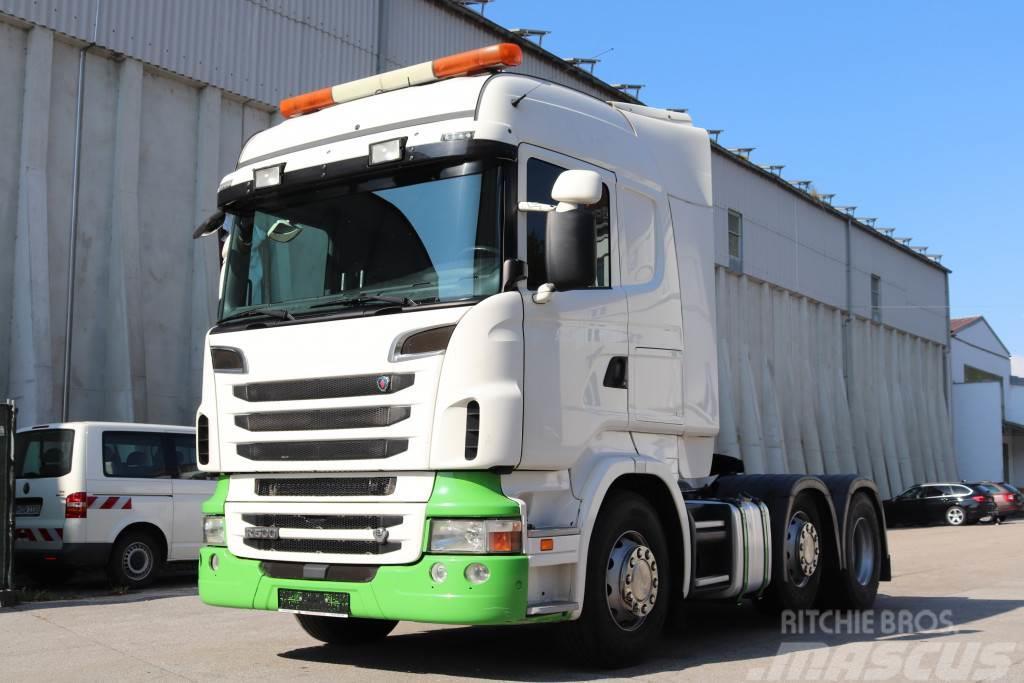 Scania R500 V8 6x2 E5 Retarder Lenkachse