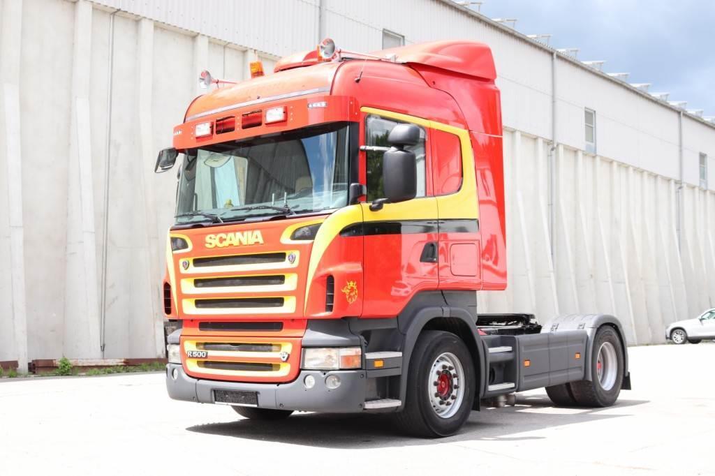 Scania Scania R500 V8 Euro5 Retarder HighLine
