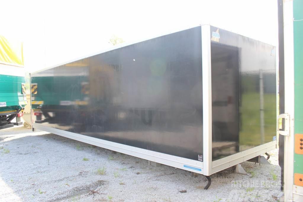 Skab Kofferaufbau 9,00m lang +LBW