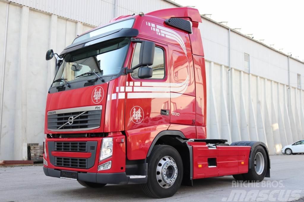 Volvo FH13.500 E5 Retarder Hydraulik