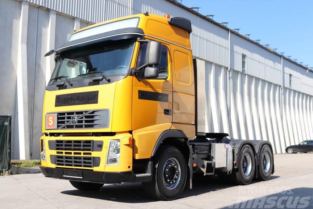 Volvo FH13.520 Retarder 6x4 E5 Hydraulik
