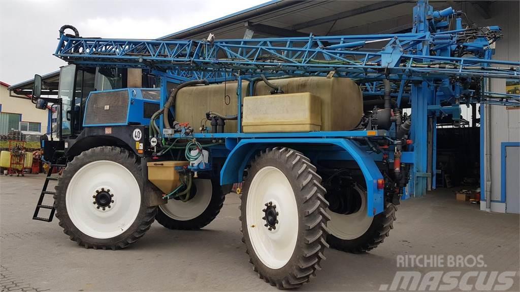Challenger ROGATOR 618 mit 30 mtr. hydraulische Spur 1,8 -2