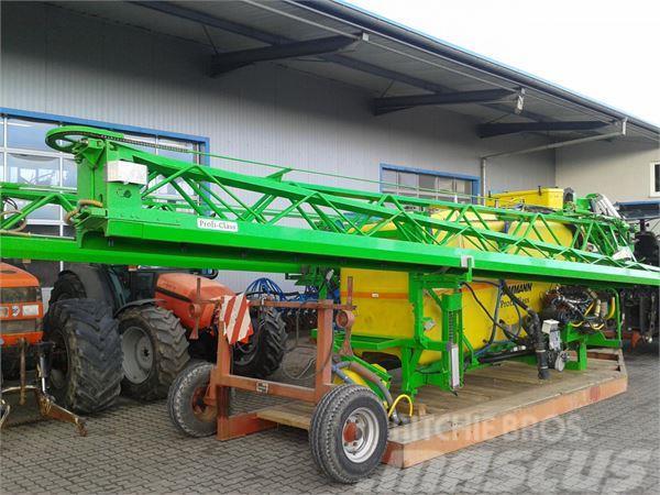 Dammann Spritzenaufbau für Dammann Trac 5000 Ltr. 36 mtr.