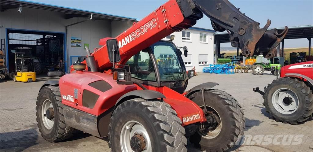 Manitou MLT 940-120 HLSU -- 9 mtr. 4 To