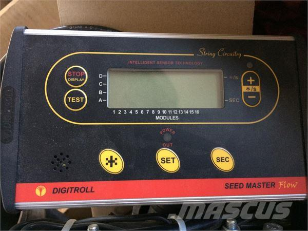 [Other] DIGITROLL Seed Master Flow Überwachung für 48 Reih