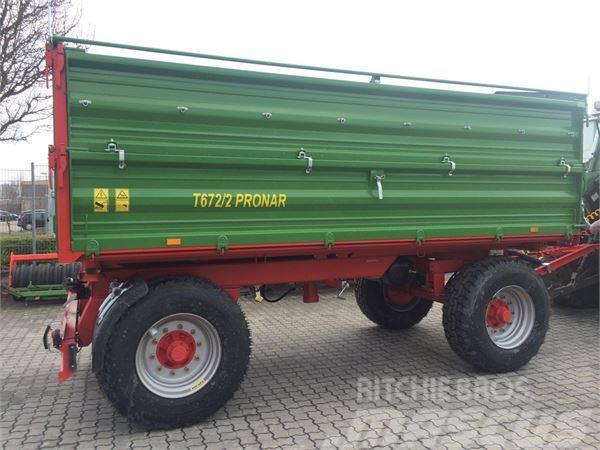 Pronar T 672/2 14 To Dreiseitenkipper