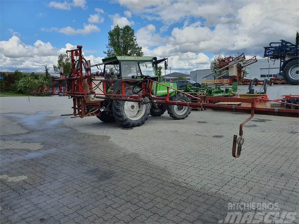 Rau 15 mtr hydraulisch RAU Anbauspritze