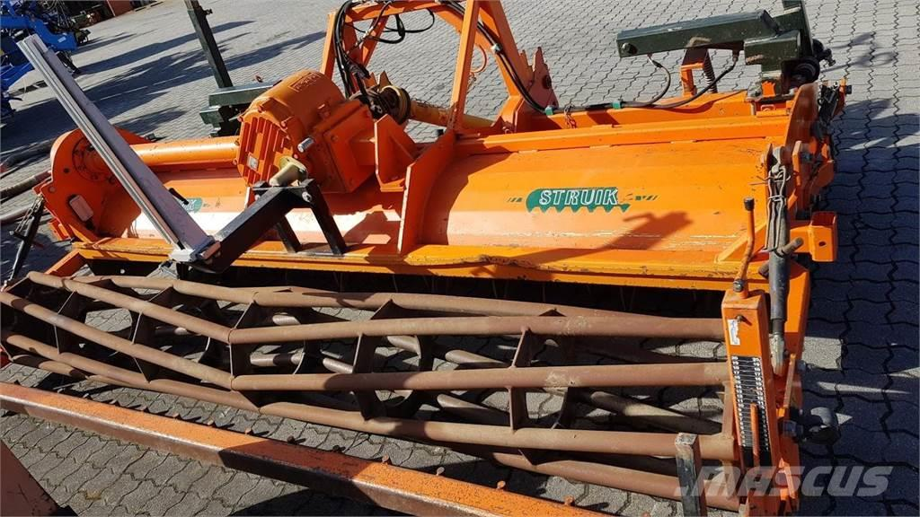 Struik VOLLFELD Frontfräse 4 x 75 cm 4RF310F