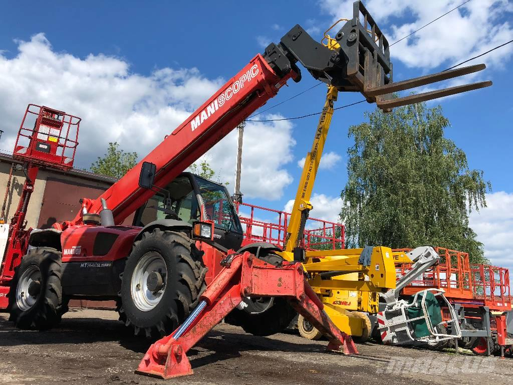 Manitou MT1440 Turbo