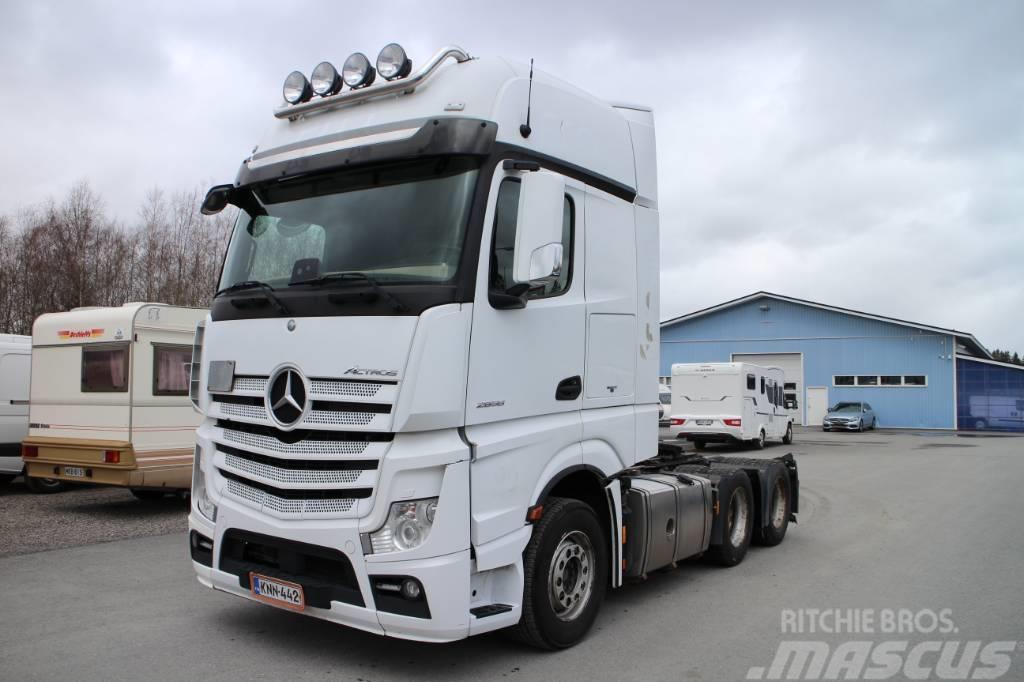 Mercedes-Benz Actros 3658 6x4