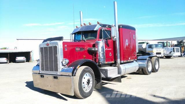 Peterbilt Truck For Sale >> Used Peterbilt 359SLEEPER TRUCK tractor Units Year: 1984 Price: $40,948 for sale - Mascus USA