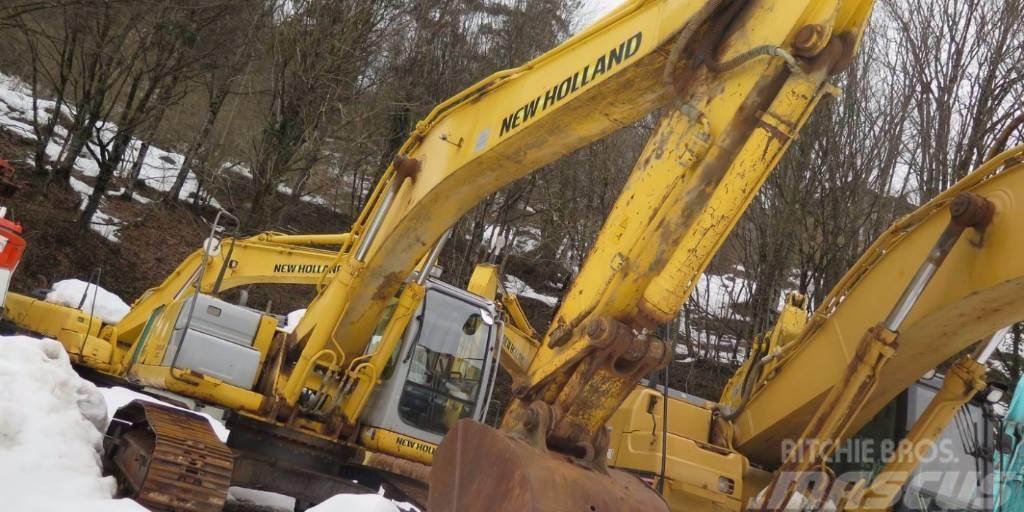 New Holland Kobelco E 265B