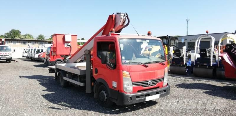 Nissan Cabstar Multitel MT222 - 22 m