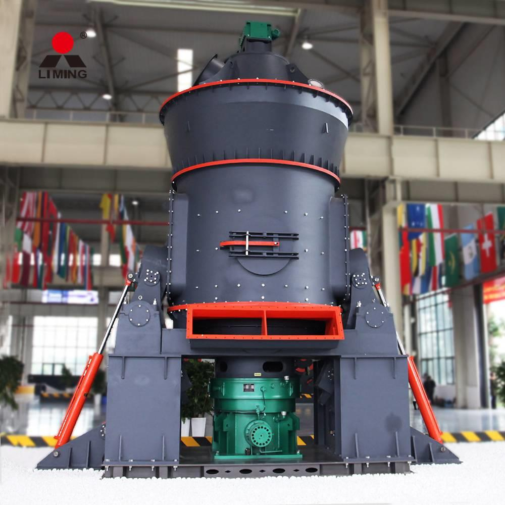 Liming 10~30tph LM Vertical Mill